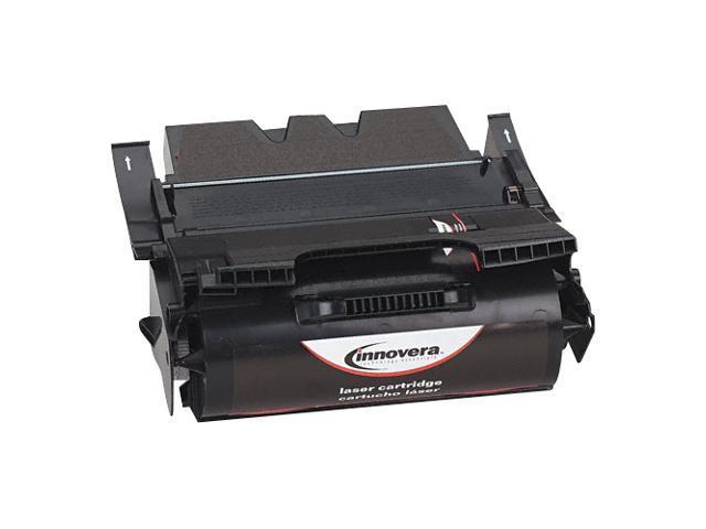 Innovera 83640 Black Laser toner cartridge for lexmark t640, 642, 644 (64015ha compatible)