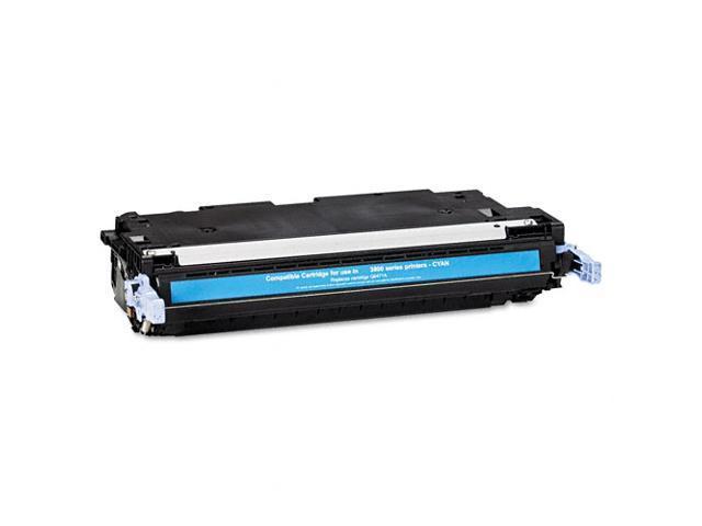 Innovera 7581A Compatible Remanufactured Laser Toner, Cyan