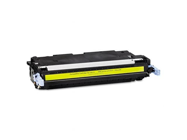 Innovera 7582A Compatible Remanufactured Laser Toner, Yellow