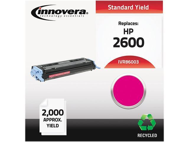 Innovera IVR86003 Compatible Remanufactured Q6003A (124A) Toner, Magenta