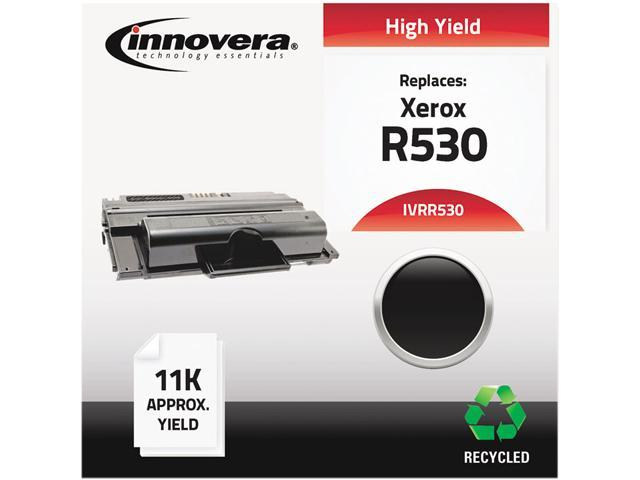 Innovera IVRR530 Black Compatible Reman High-Yield 106R01530 (550) Toner