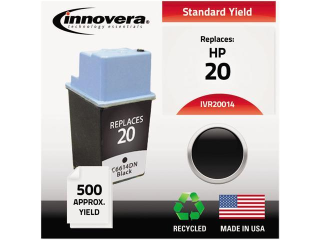 Innovera IVR20014 Ink Cartridge Black