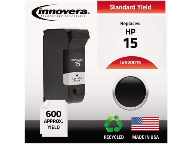 Innovera IVR20015 Ink Cartridge Black
