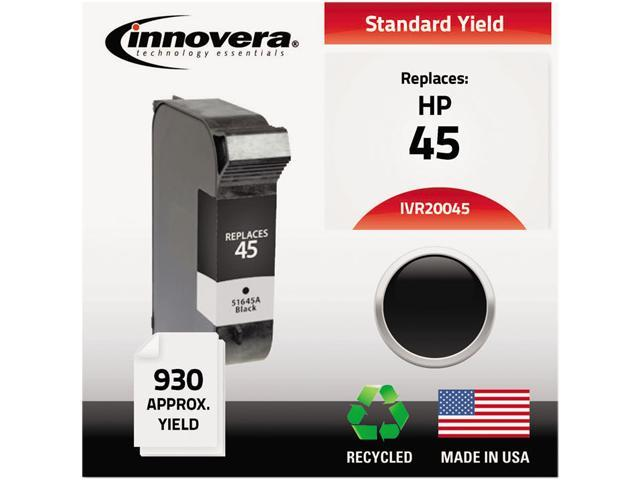 Innovera IVR20045 Ink Cartridge Black