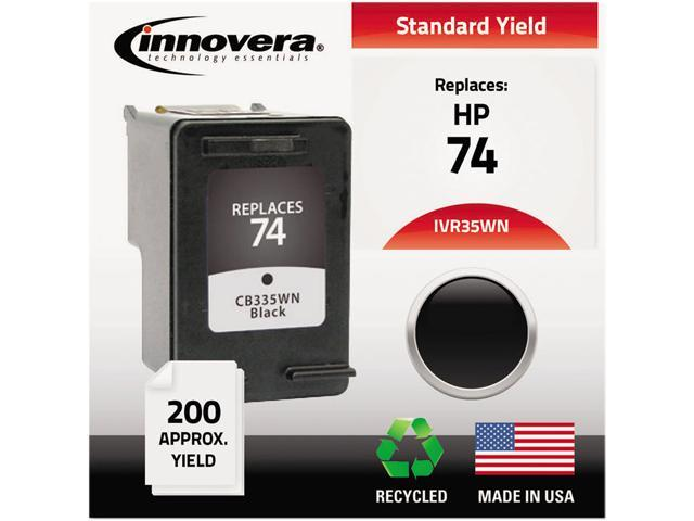 Innovera IVR35WN Ink Cartridge Black