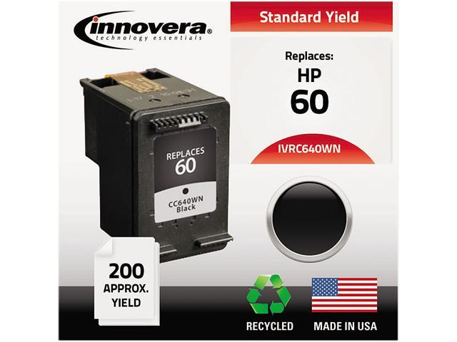 Innovera IVRC640WN Ink Cartridge Black
