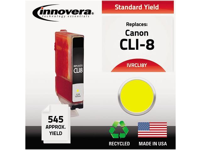 Innovera IVRCLI8Y Magenta Ink Cartridge