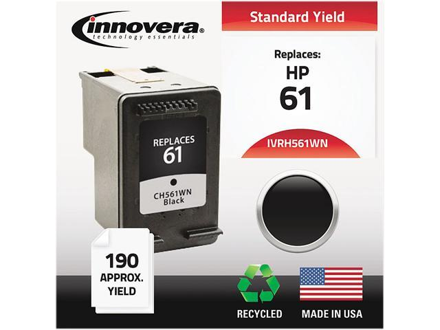 Innovera IVRH561WN Ink Cartridge Black
