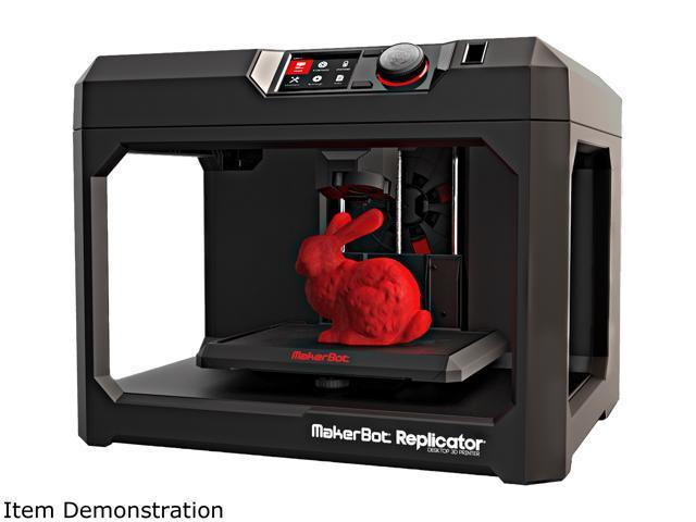 Makerbot Replicator Desktop 3D Printer (5th gen)