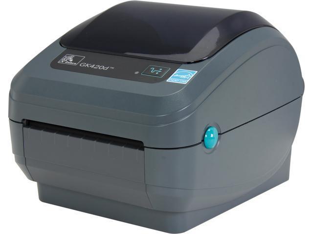 Zebra GK420D Direct Thermal Printer - Australian Version