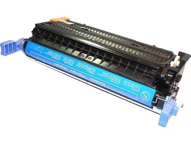 eReplacements C9721A-ER Cyan Toner for HP Laserjet 4600