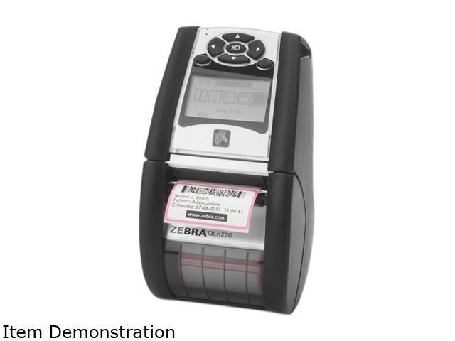 Zebra QLn220 QN2-AUNA0E00-00 Thermal Direct Thermal Printer