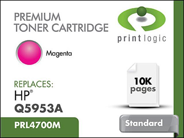 Printlogic PRL4700M Magenta Toner