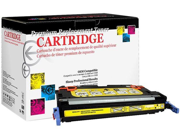 West Point Products 200084P Toner Cartridge Yellow