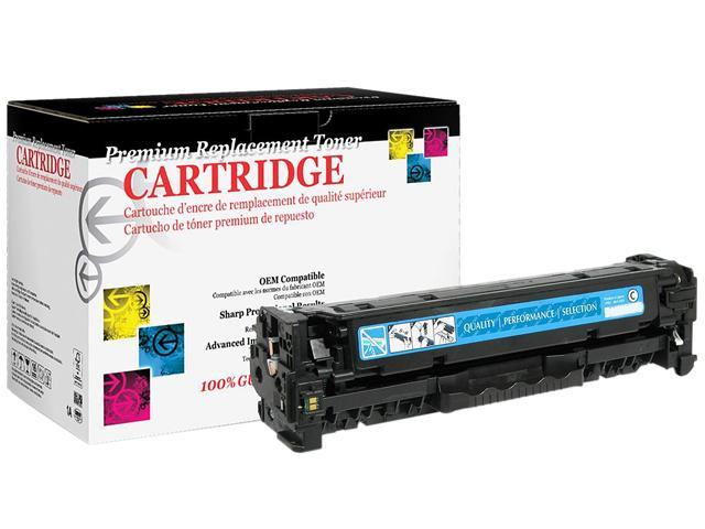 West Point Products 200128P Toner Cartridge Cyan
