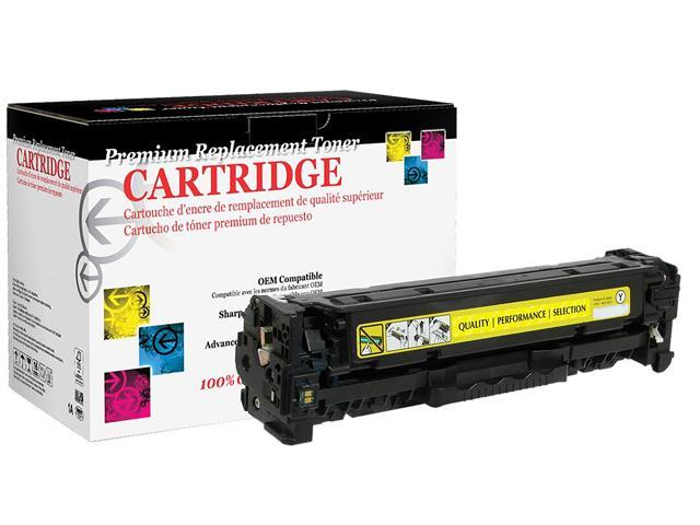 West Point Products 200129P Toner Cartridge Yellow