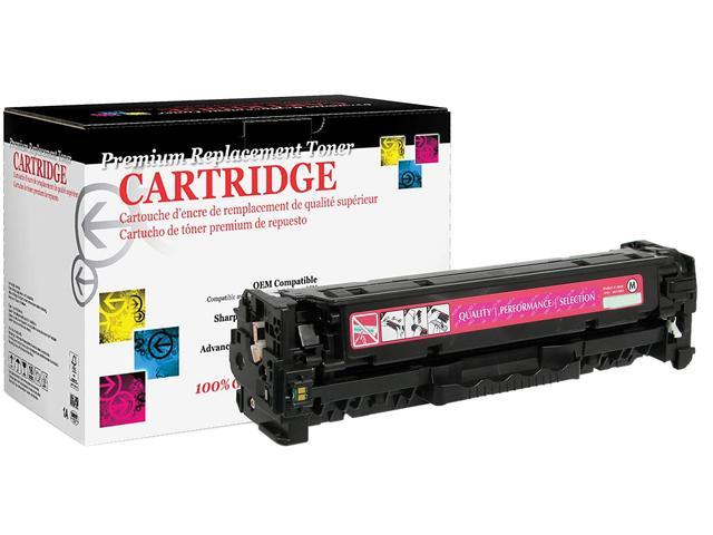 West Point Products 200130P Toner Cartridge Magenta