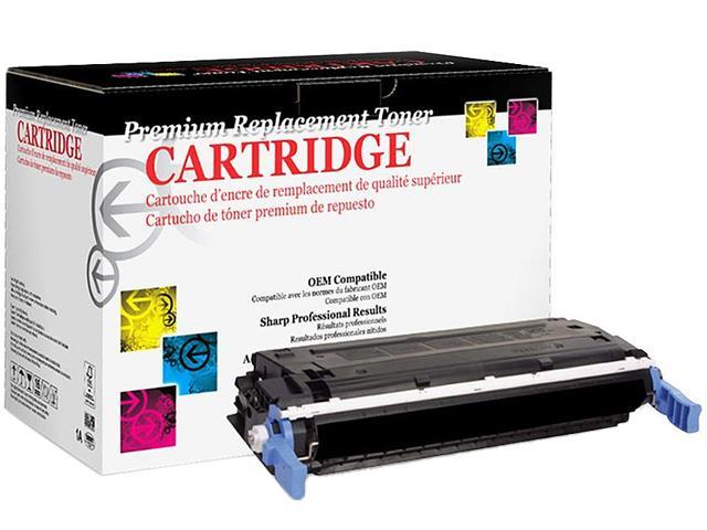 Westpoint Compatible Color LJ 4600 4610 4650 Series (HP 641A) Black Toner (OEM# C9720A) (9000 Yield)