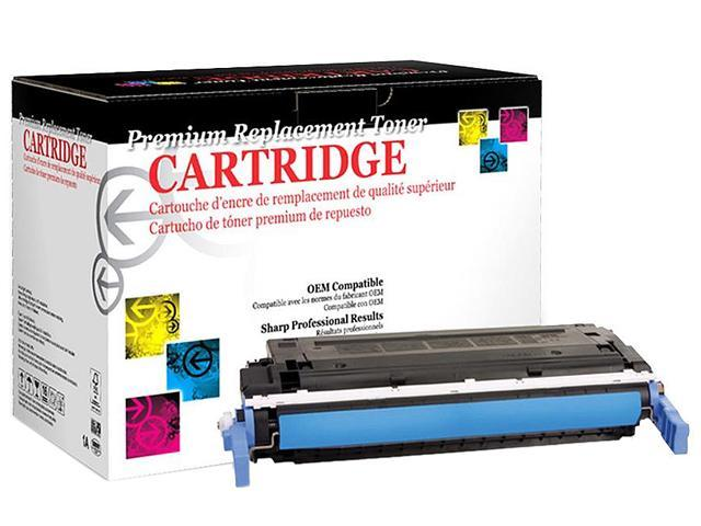 West Point Products 200166P Cyan Reman Toner Cartridge