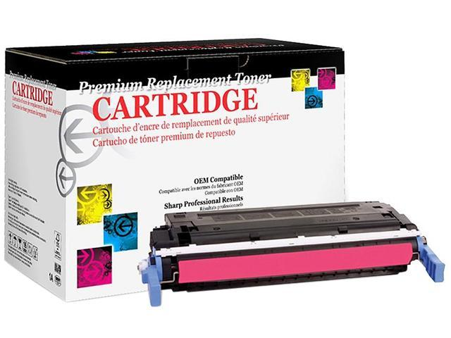 West Point Products 200167P Magenta Reman Toner Cartridge