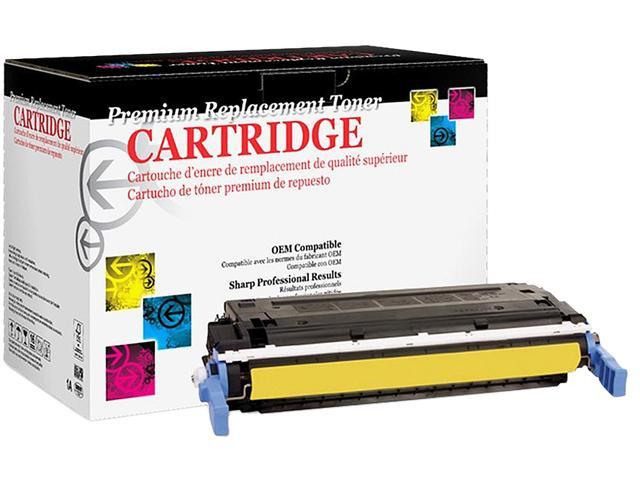 West Point Products 200168P Reman Toner Cartridge Yellow