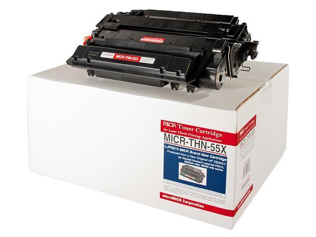 microMICR MICRTHN55X Black Compatible High-Yield Toner