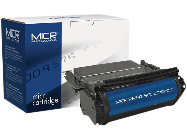tonerC MCR2010M Black Compatible High-Yield MICR Toner