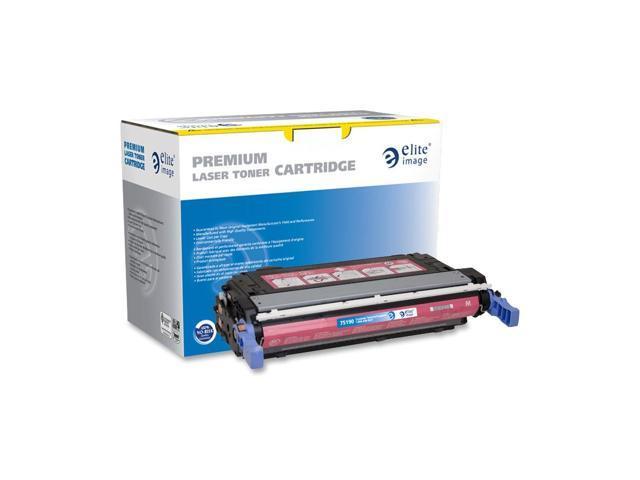 Elite Image 75190 Magenta Remanufactured HP 643A Color Laser Cartridge