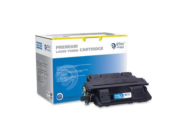 Elite Image 70330 Remanufactured HP 61A Laser Toner Cartridge Black
