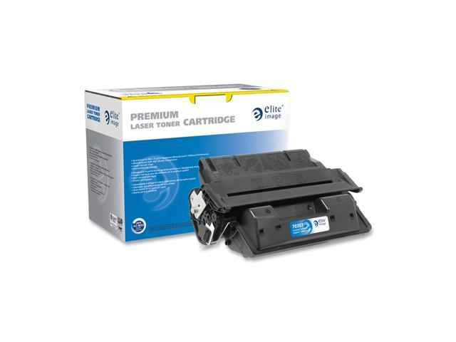 Elite Image 70307 Remanufactured HP 27X Laser Toner Cartridge Black