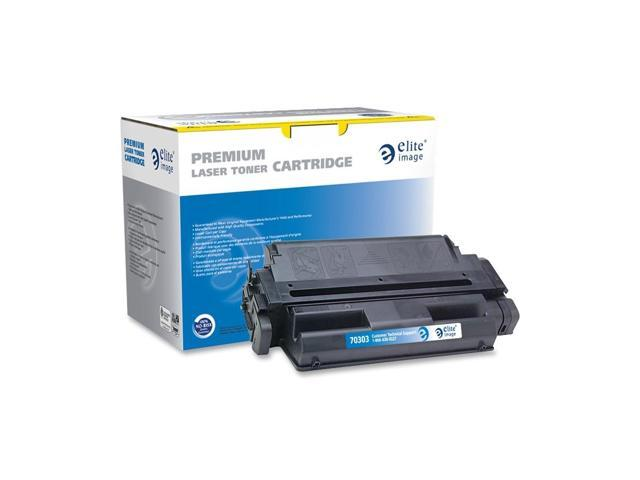 Elite Image 70303 Remanufactured HP 09A Laser Toner Cartridge Black