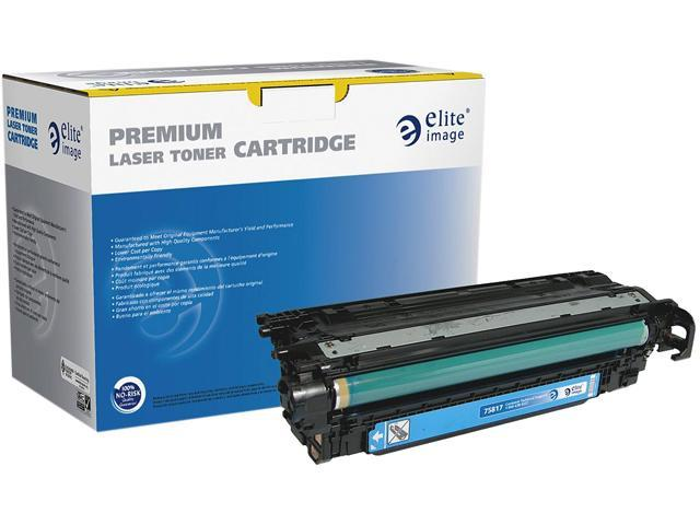Elite Image 75817 Toner Cartridge Cyan