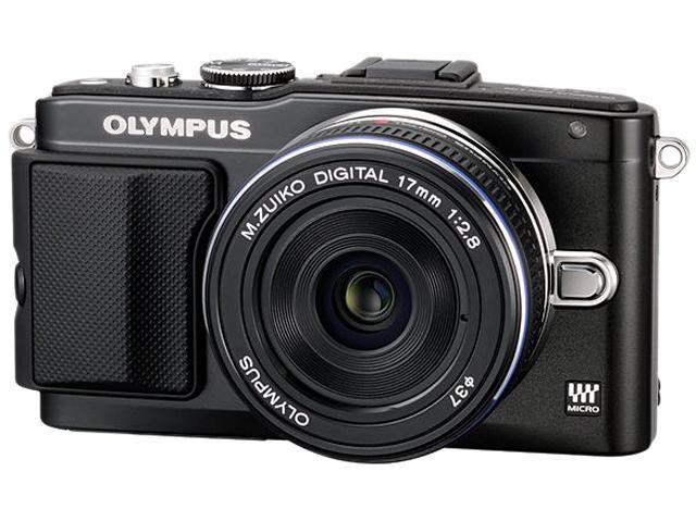 OLYMPUS PEN E-PL5 V205041BU020 Black 16.1 MP 3.0