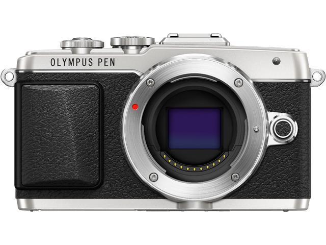 OLYMPUS PEN E-PL7 V205070SU000 Silver 16.1MP 3.0