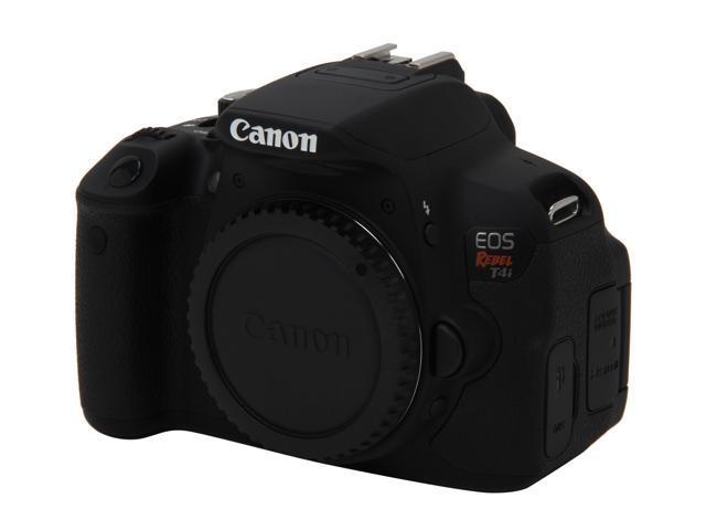 Canon EOS T4i 18.0 MP CMOS Digital SLR (Body only)