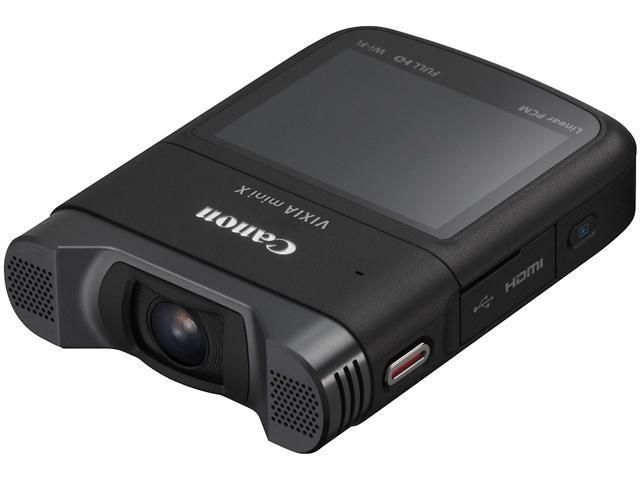 Canon VIXIA mini X 9114B002 Black 1/2.3