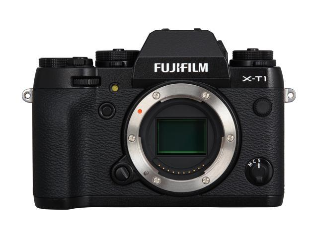 FUJIFILM X-T1 16421452 Black 16.3 MP 3.0