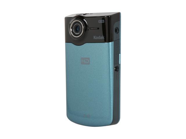 "Kodak Zi8 Blue 2.5"" LCD HD Pocket Video Camera"