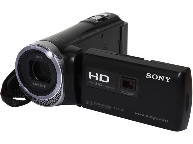 SONY HDR-PJ340/B Black 1/5.8