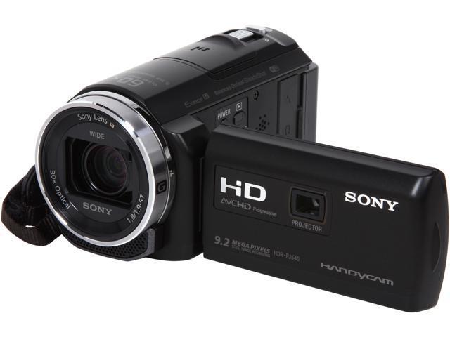 SONY HDR-PJ540/B Black 1/5.8