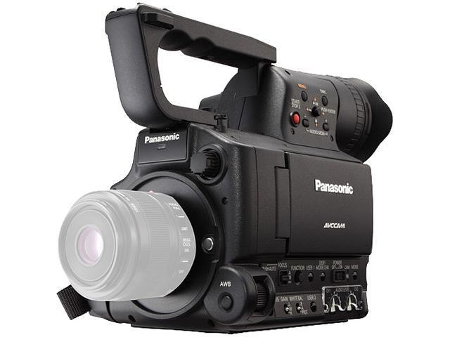 Panasonic AG-AF100A AGAF100APJ Black 4/3