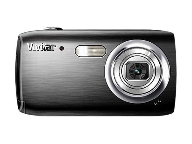 Vivitar ViviCam 5118 Black 5.1 MP Digital Camera
