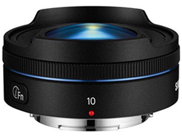 Samsung F10ANB EX-F10ANB/US 10mm f3.5 Fisheye Lens Black