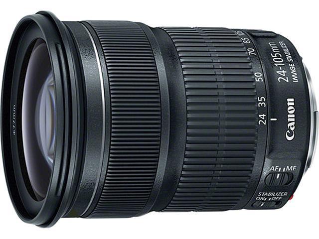 Canon 9521B002 EF 24-105mm f/3.5-5.6 IS STM Lens Black