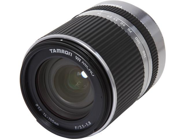 TAMRON C001 AFC001S-700 14-150MM F/3.5-5.8 Di III for Micro Four Thirds Silver