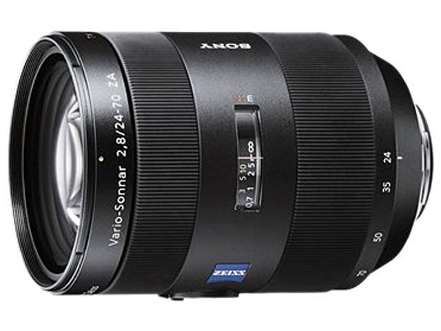 SONY Carl Zeiss Vario-Sonnar T* 24-70mm f/2.8 Zoom Lens