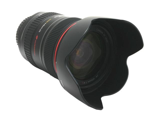 Canon EF 24-105mm f/4L IS USM Standard Zoom Lens