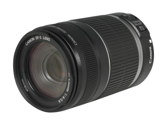 Canon EF-S 55-250mm f/4-5.6 IS II Telephoto Zoom Lens