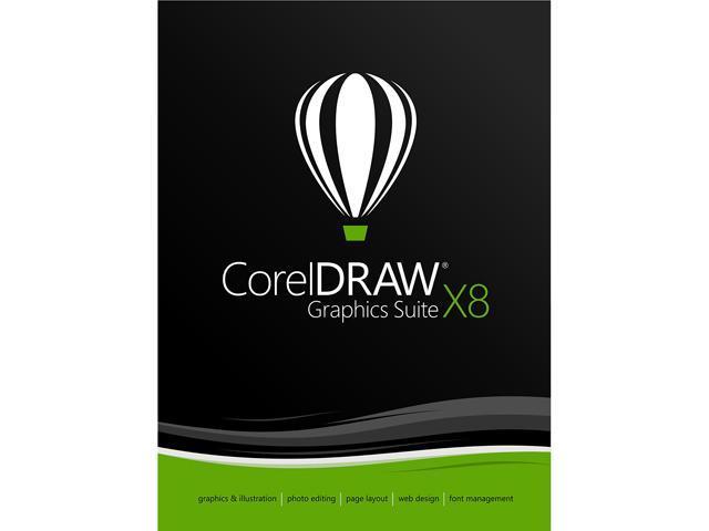 Corel CorelDRAW Graphics Suite X8 - Academic download