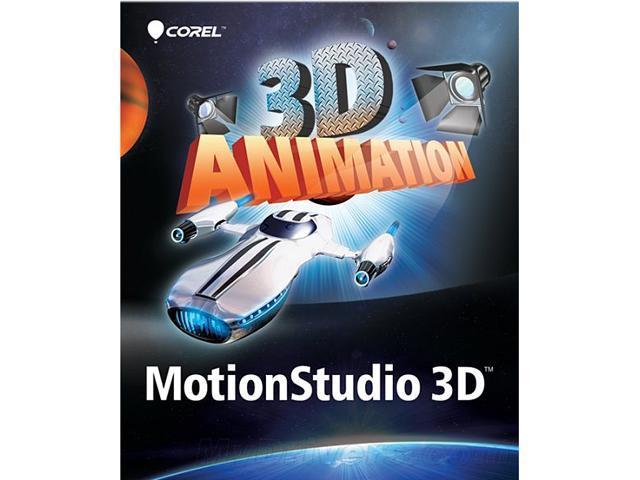 Corel MotionStudio 3D 1  - Download